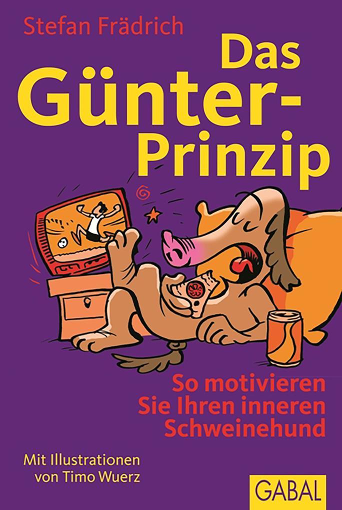 Das Günter-Prinzip als eBook