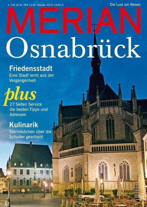 MERIAN Osnabrück und das Osnabrücker Land als B...