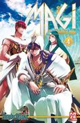 Magi - The Labyrinth of Magic 04