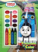 Trainloads of Color [With Sticker(s) and Paint]