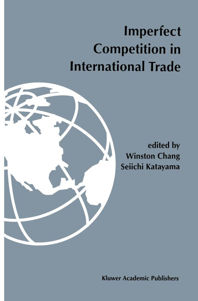 Imperfect Competition in International Trade als Buch (gebunden)