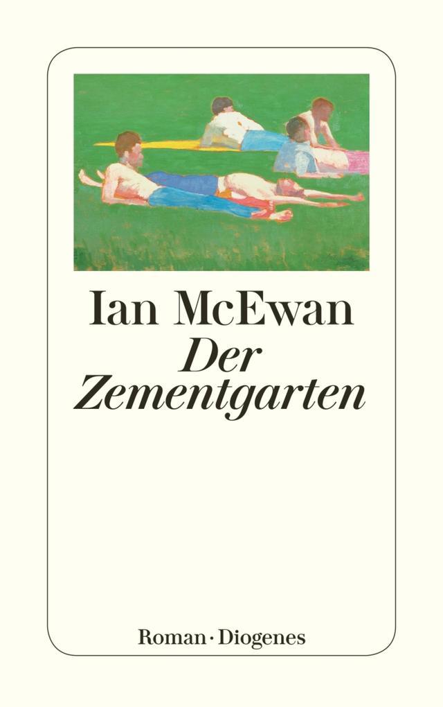 Der Zementgarten als eBook