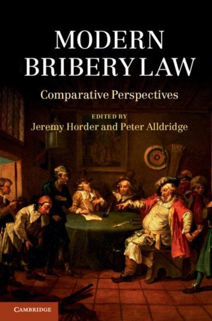 Modern Bribery Law als eBook Download von