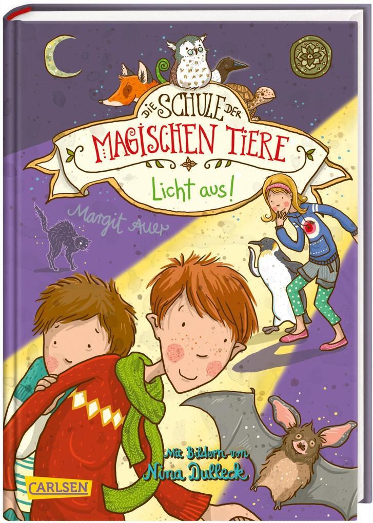 Die Schule der magischen Tiere 03: Licht aus! als Buch (gebunden)