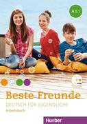 Beste Freunde A1/1. Arbeitsbuch mit CD-ROM