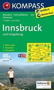 Innsbruck und Umgebung 1 : 35 000