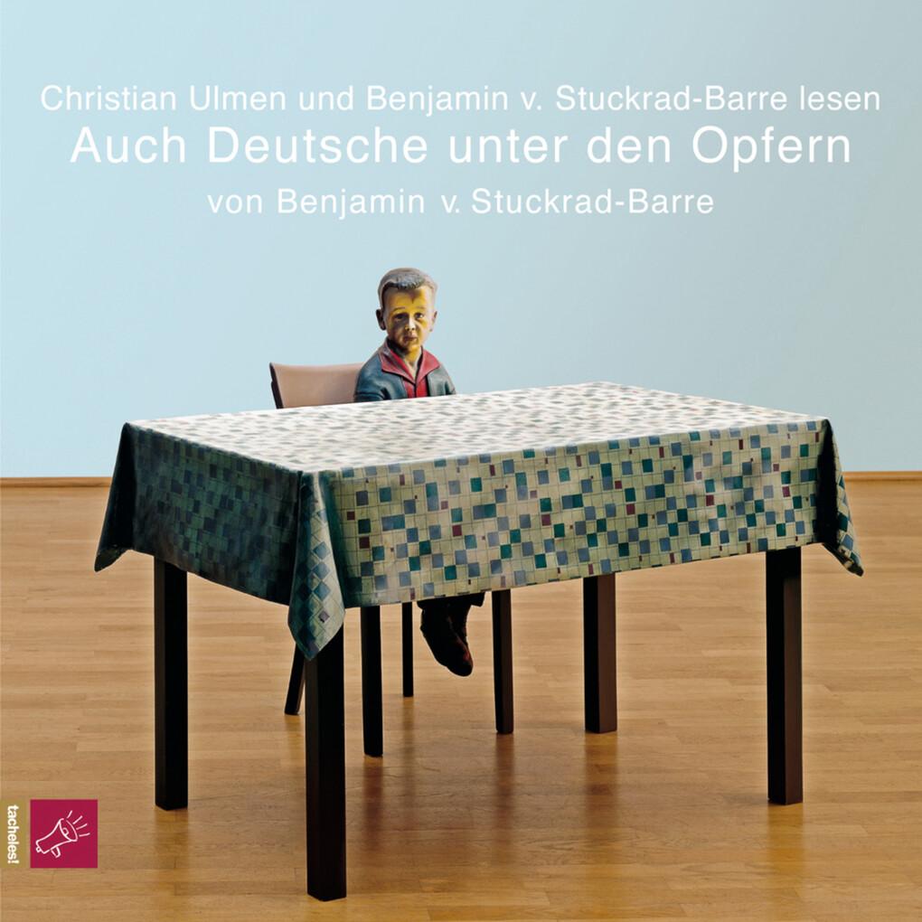 Auch Deutsche unter den Opfern als Hörbuch Download