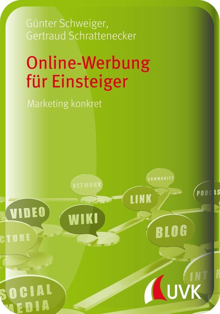 Online-Werbung für Einsteiger als eBook Downloa...