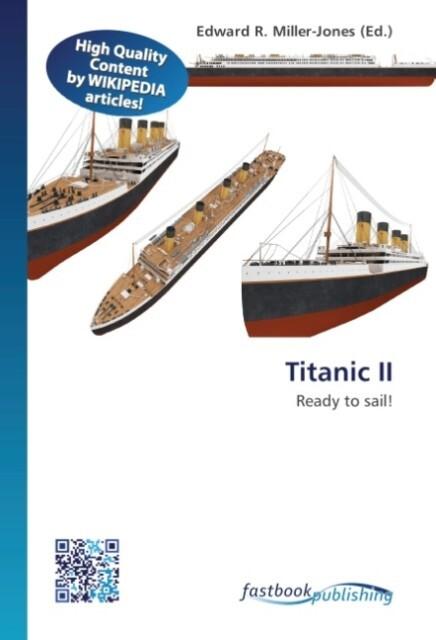 Titanic II als Buch von