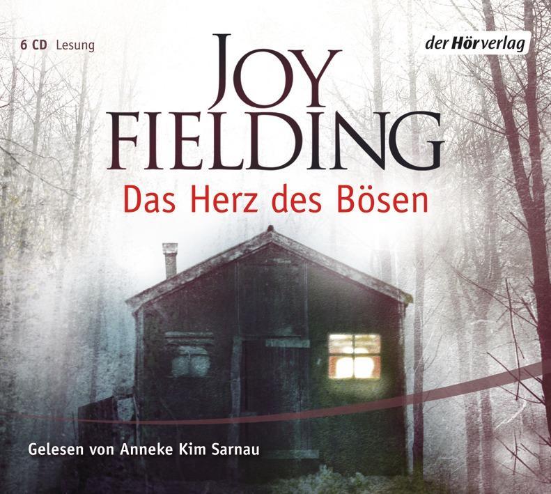 Das Herz des Bösen als Hörbuch CD von Joy Field...