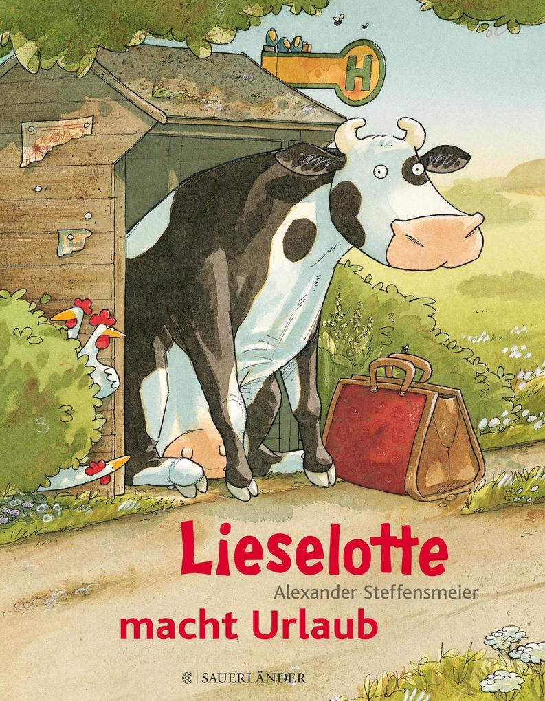 Lieselotte macht Urlaub als Buch von Alexander ...
