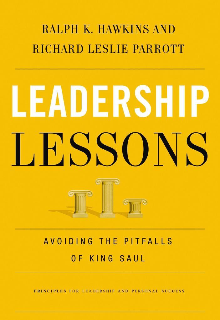 Leadership Lessons als eBook Download von Ralph...