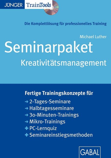 Seminarpaket Kreativitätsmanagement