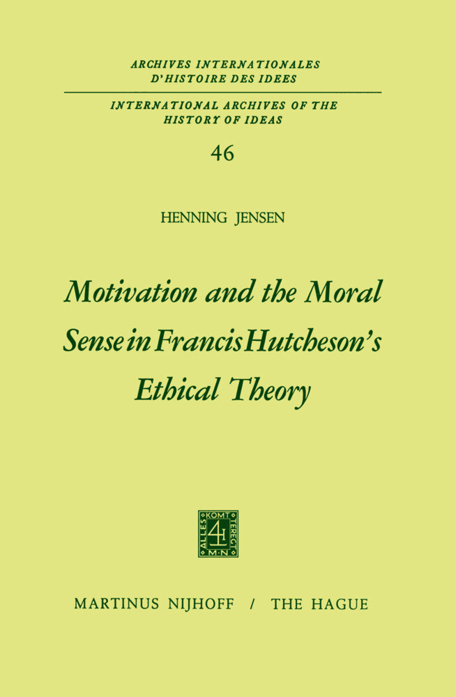 Motivation and the Moral Sense in Francis Hutch...