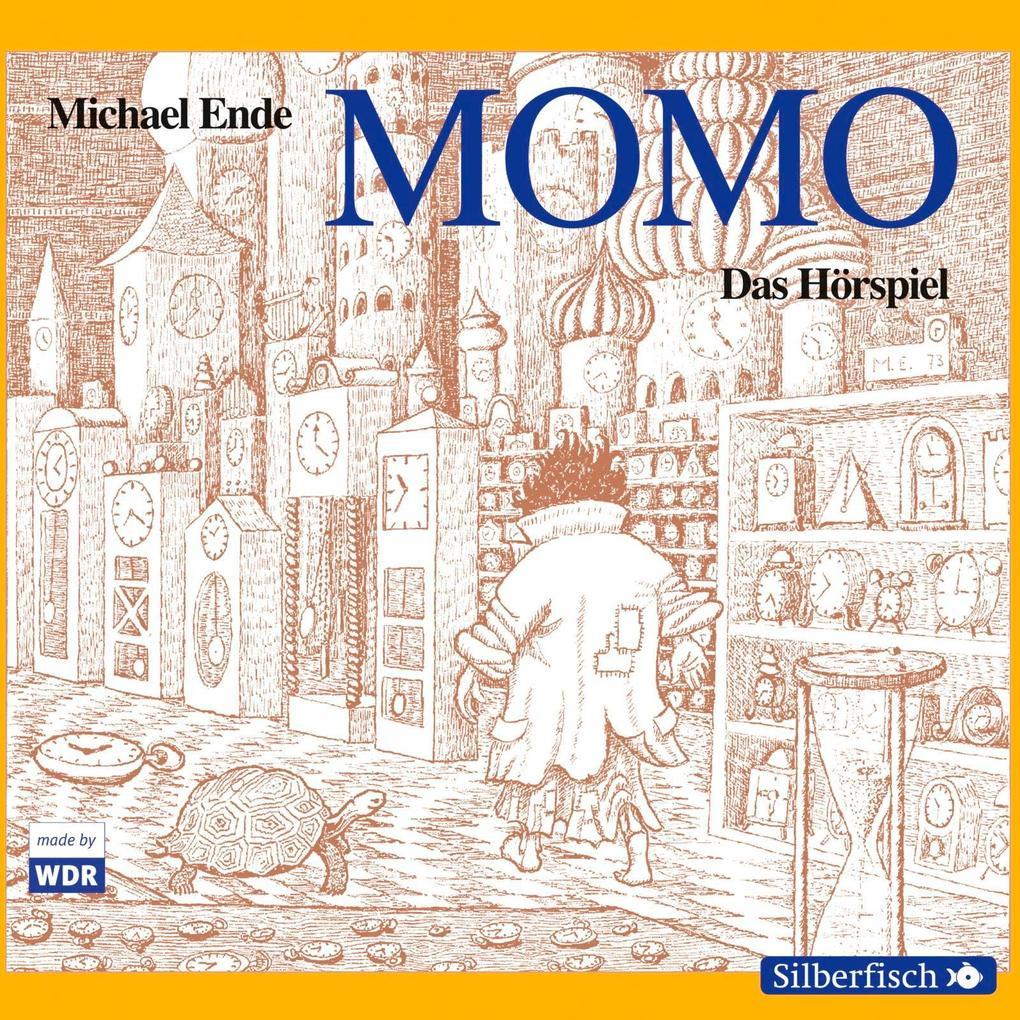 Momo - Das Hörspiel als Hörbuch