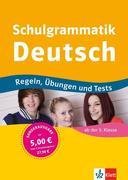 Schulgrammatik Deutsch