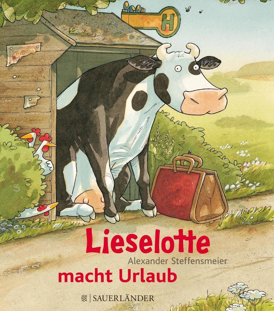 Lieselotte macht Urlaub Miniausgabe als Buch vo...