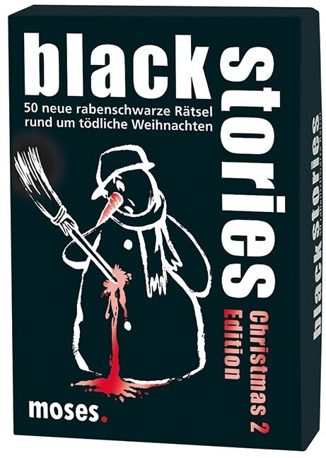 moses. - Black stories Christmas Edition 2 als Spielwaren