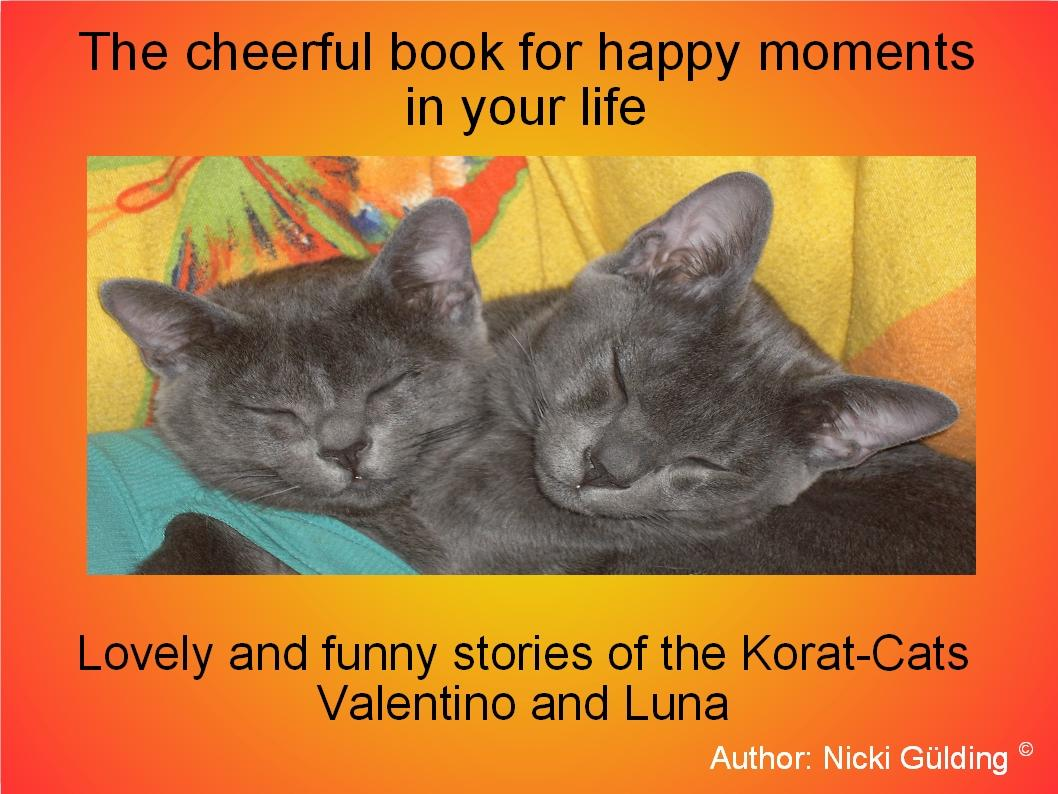 The cheerful book for happy moments in your lif...