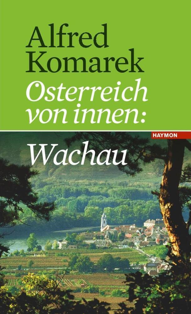 Wachau als Buch