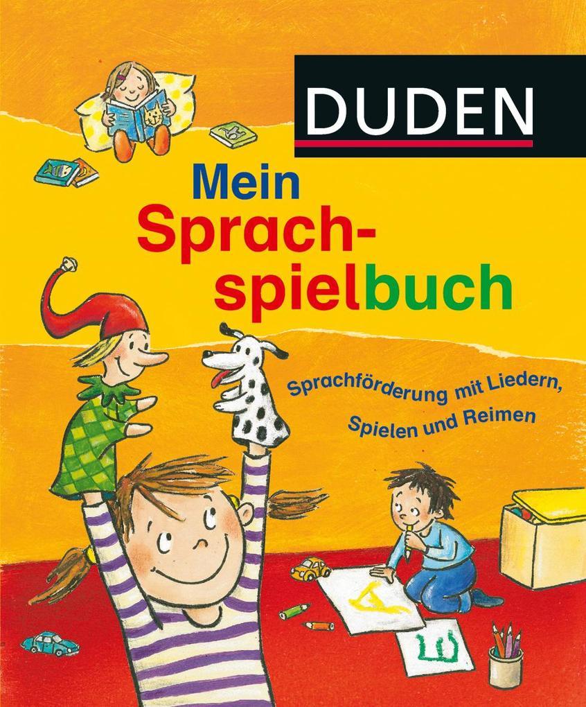 Duden - Mein Sprachspielbuch als Buch
