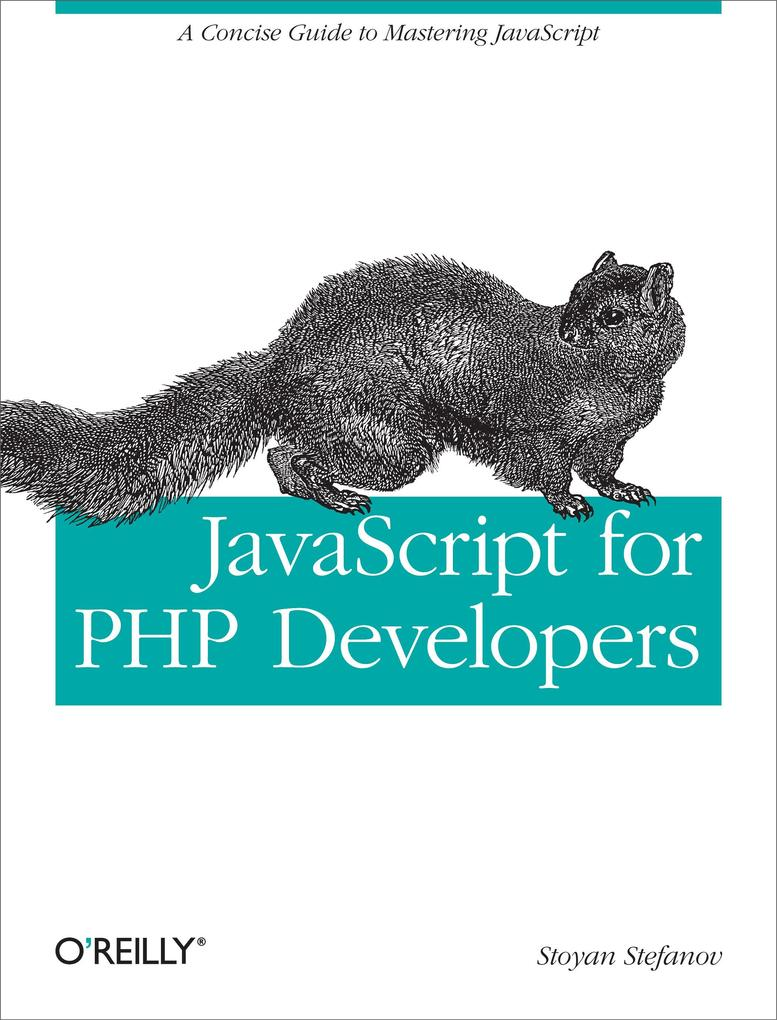 JavaScript for PHP Developers als eBook Downloa...