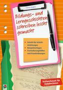 Bildungs- und Lerngeschichten schreiben leicht gemacht