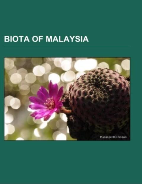 Biota of Malaysia als Taschenbuch von
