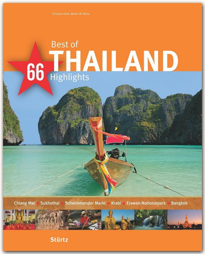 Best of Thailand als Buch von Walter M. Weiss, ...