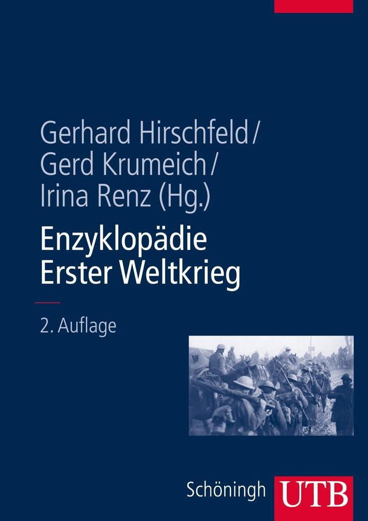 Enzyklopädie Erster Weltkrieg als Buch von