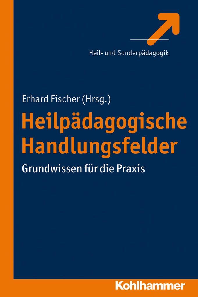 Heilpädagogische Handlungsfelder als Buch von E...