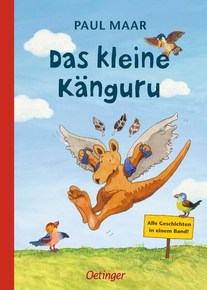 Das kleine Känguru. Alle Geschichten in einem Band als Buch