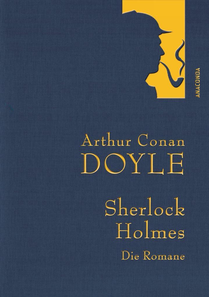 Sherlock Holmes - Die Romane als Buch