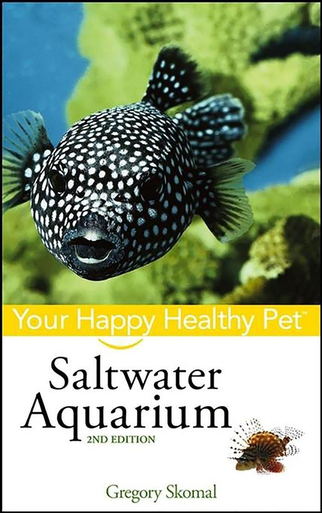 Saltwater Aquarium als eBook Download von Grego...