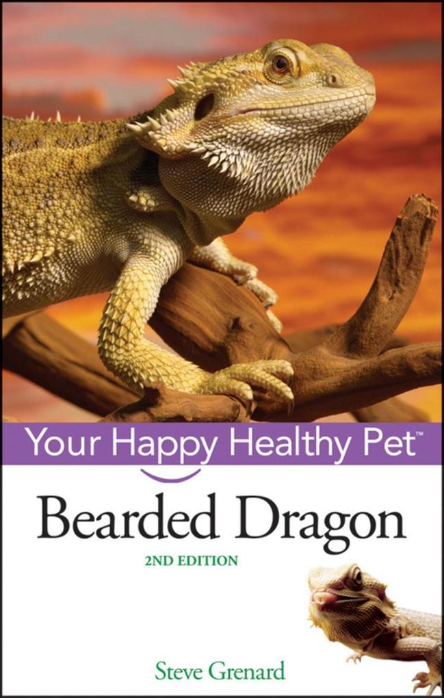 Bearded Dragon als eBook Download von Steve Gre...