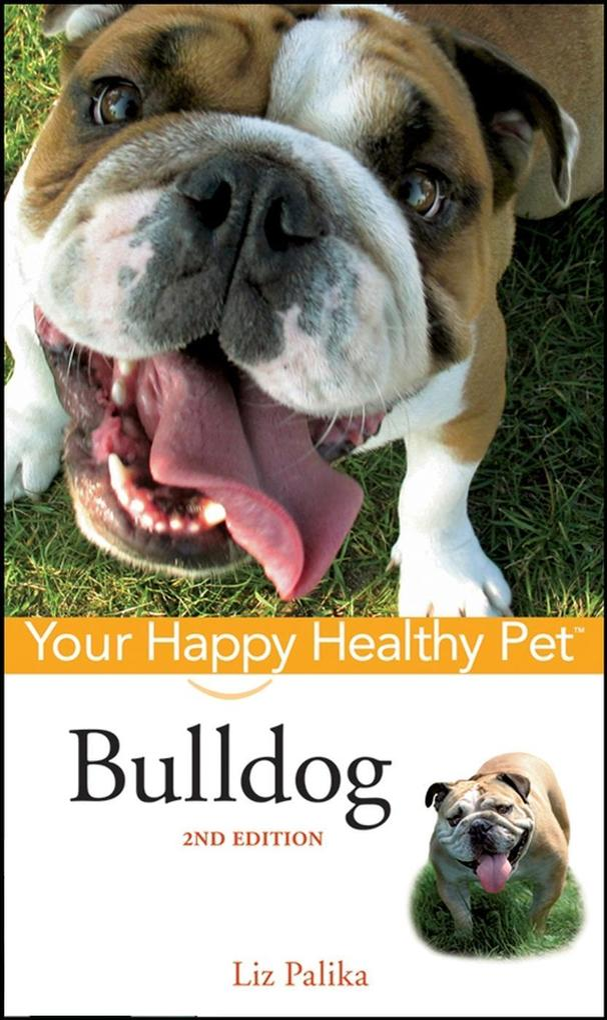 Bulldog als eBook Download von Liz Palika