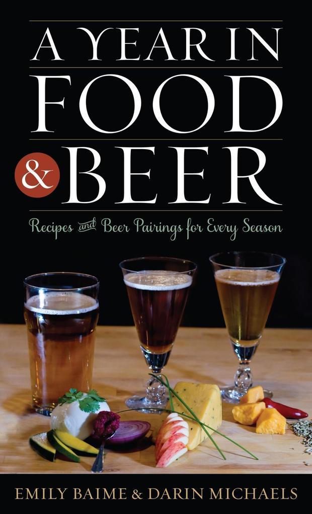 A Year in Food and Beer als eBook Download von ...