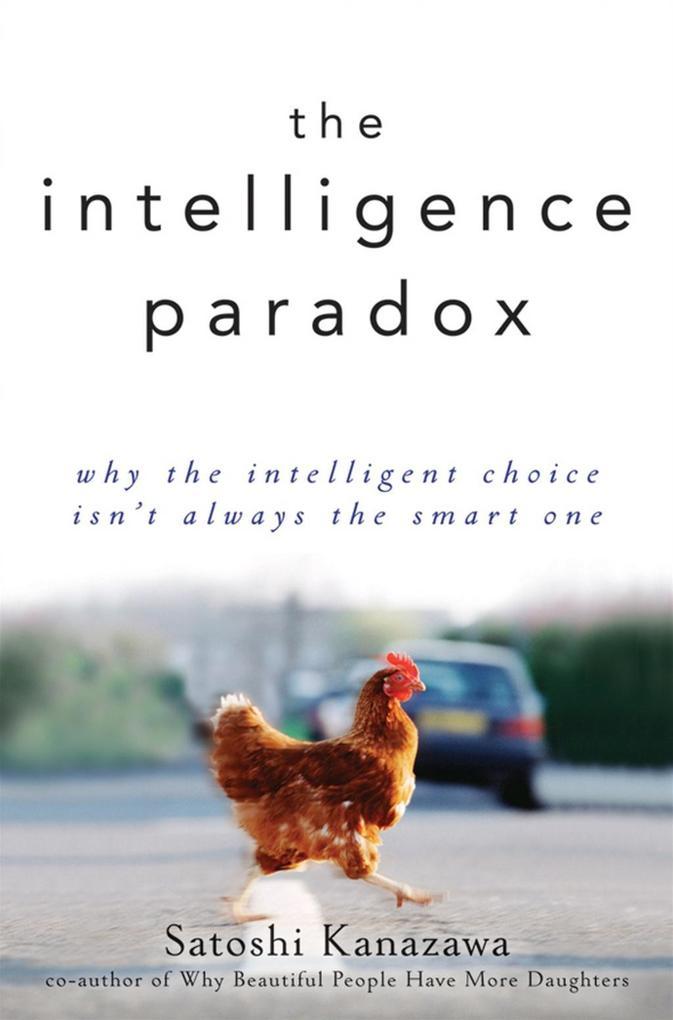 The Intelligence Paradox als eBook Download von...