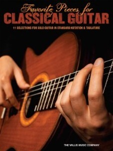 Favorite Pieces for Classical Guitar (Songbook)...