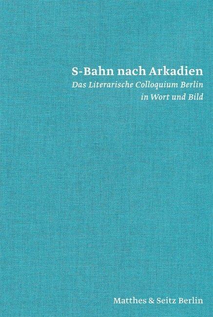 S-Bahn nach Arkadien als Buch von