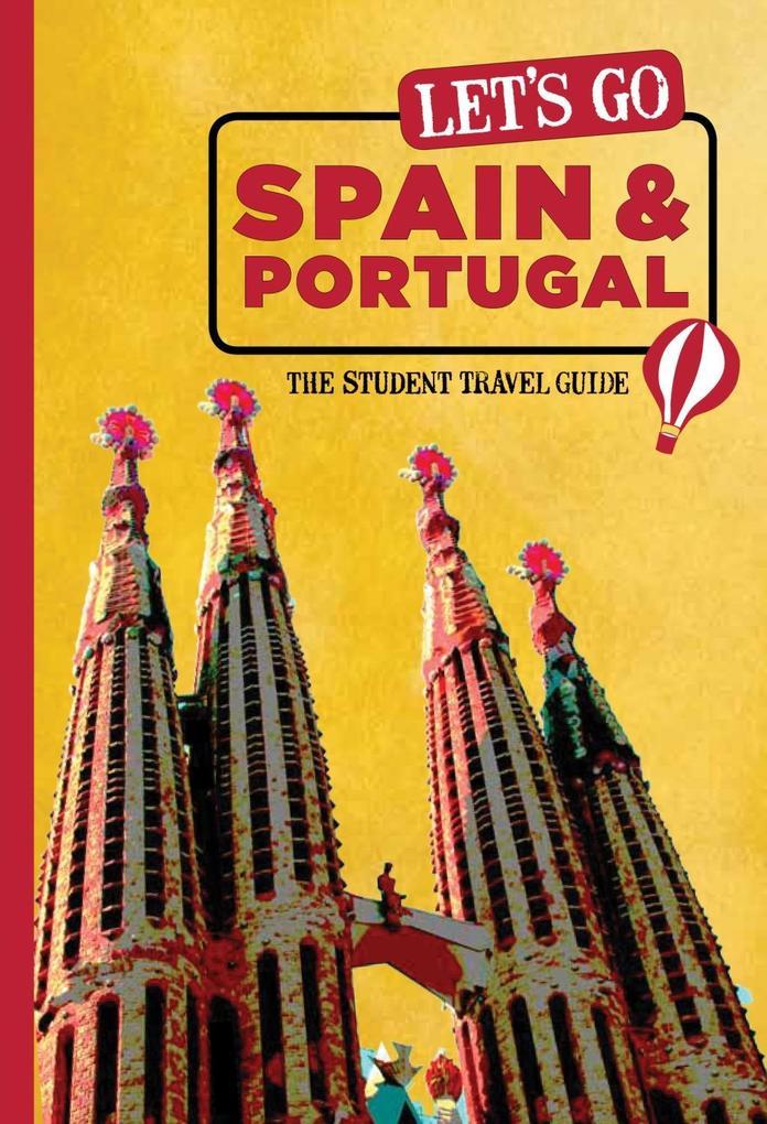 Let´s Go Spain, Portugal & Morocco als eBook Do...