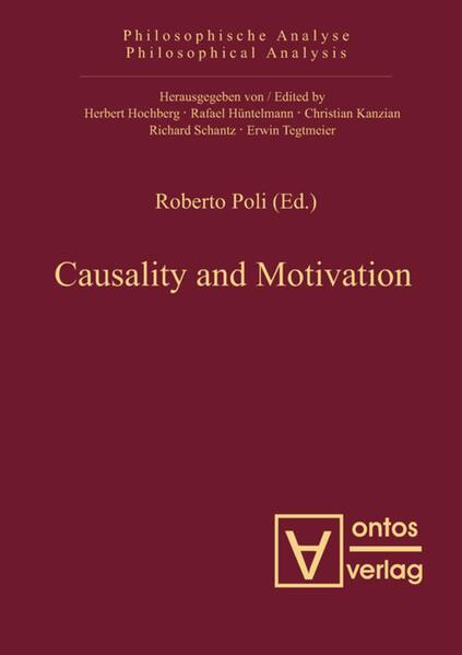 Causality and Motivation als Buch von