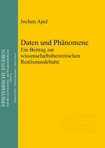 Daten und Phänomene als Buch von Jochen Apel
