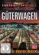 Güterwagen Box, 5 DVD