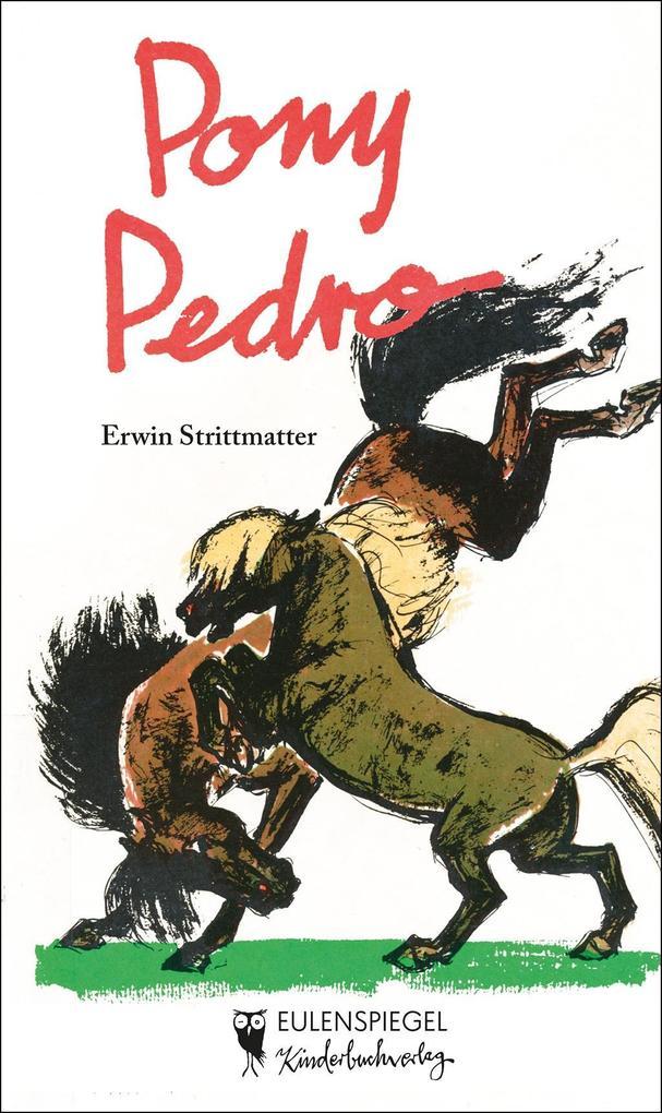 Pony Pedro als Buch von Erwin Strittmatter