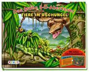 Das große 3-D-Abenteuer: Tiere im Dschungel
