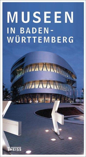 Museen in Baden-Württemberg als Buch von