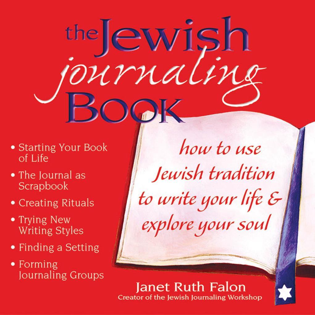 The Jewish Journaling Book als eBook Download v...