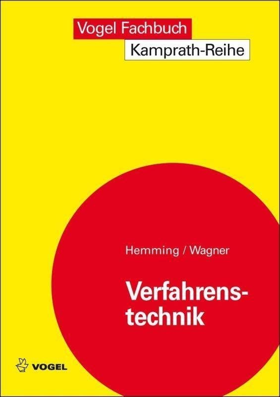 Verfahrenstechnik als eBook Download von Werner...