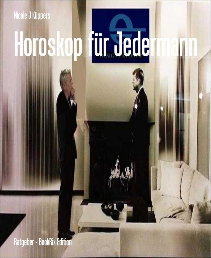 Horoskop für Jedermann als eBook Download von N...
